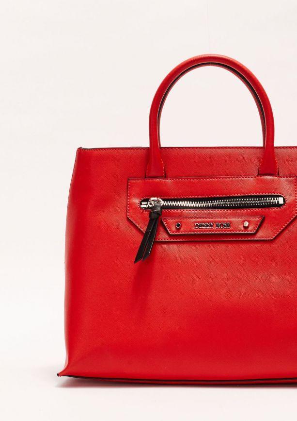 Bolso mujer estilo shopper con bolsillo DENNY ROSE