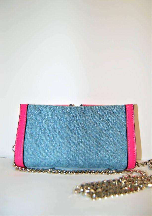 Bolso mujer mini con tejido vaquero DENNY ROSE