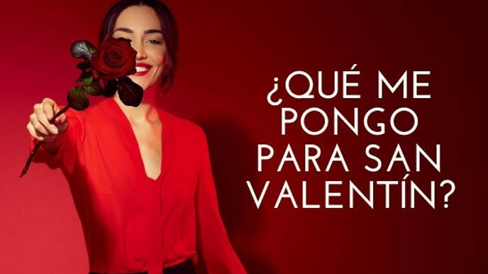 ¿Qué me pongo para San Valentín? ¡Looks para derrochar pasión!