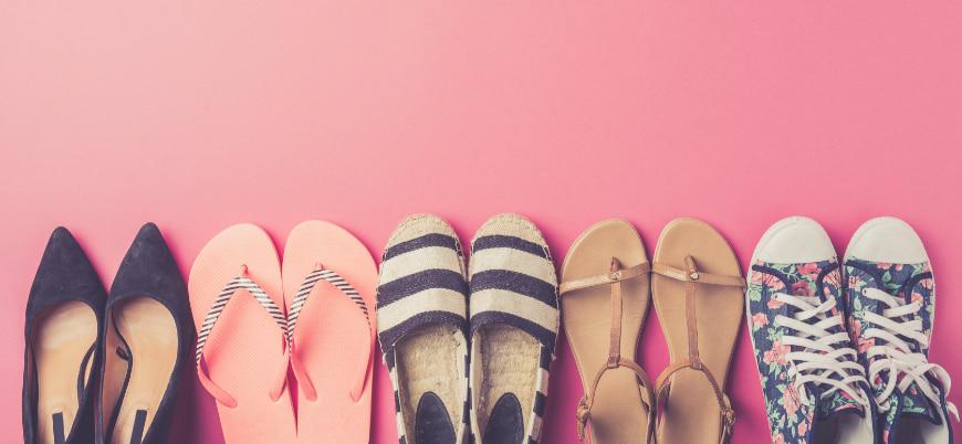¿Cuáles son las tendencias en calzado primavera-verano 2020?