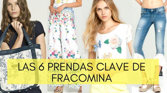 LAS 6 PRENDAS CLAVE DE FRACOMINA